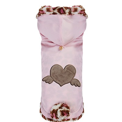 Puppy Angel Heart Angel Padded Vest