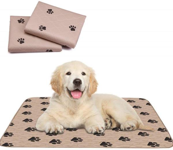 Trainingsunterlagen für Welpen - Waschbare Trainingpads für ihr Haustier