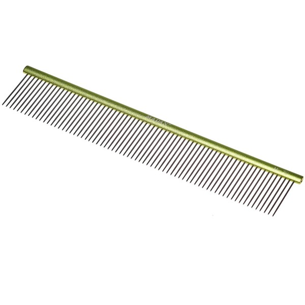 Madan Professional Ultra Light Comb 19cm - Pins 2,9 cm - Lemon