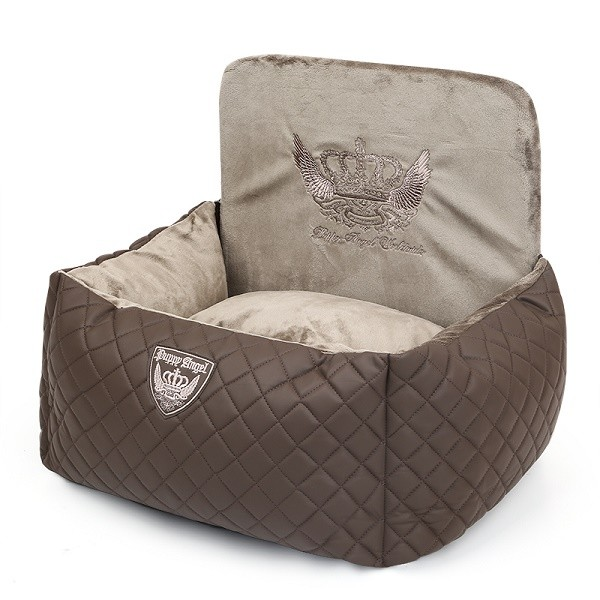Puppy Angel Agione Driving Kit in Brown
