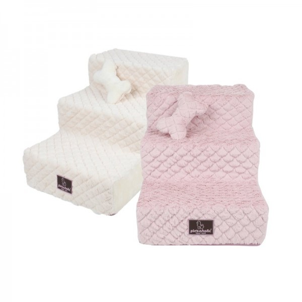 Pinkaholic Hundetreppe ARCTIC STAIRS - Rose