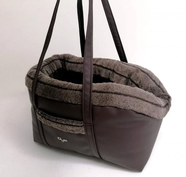 Eh Gia Tasche und Bett zugleich