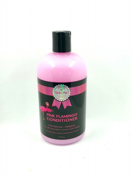 Pink Flamingo Conditioner