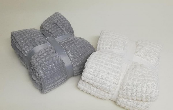 Eh Gia Blanket - White