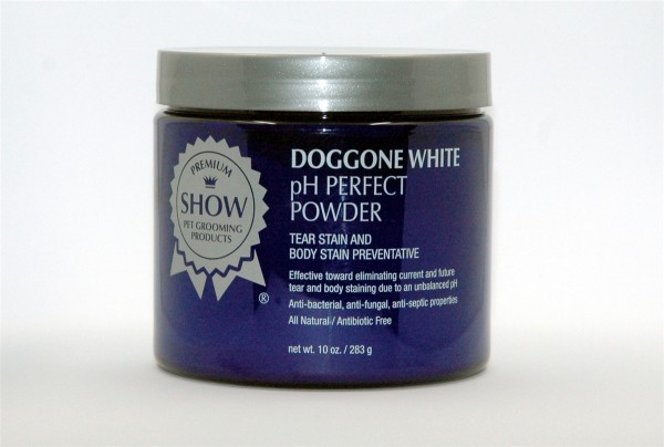Doggone White pH Perfect Powder