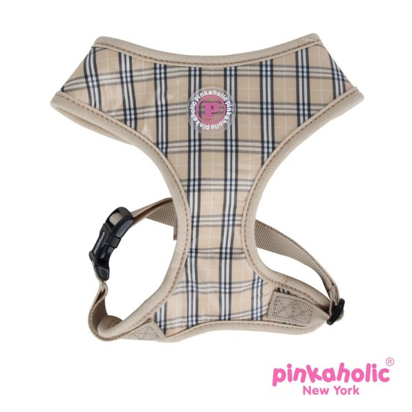 Pinkaholic Victorian Harness Beige