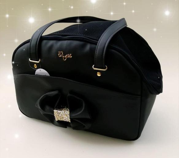 Eh Gia Traveller Bag black+ black( Tasche und Autositz in einem )