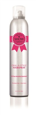 DIAL-A-STYLE All Day Humidity Resistant Hairspray (10 oz Aerosol )