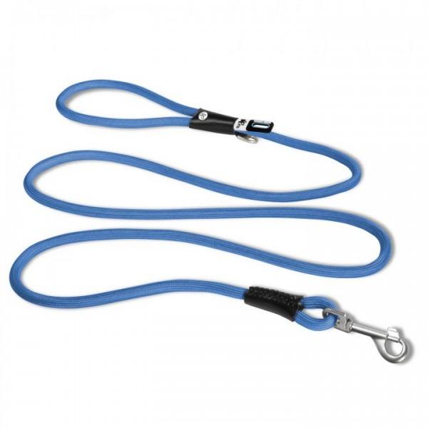 Stretch Comfort Leine - Blau