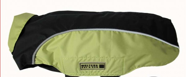 Regenjacke - Regenjacke Easy Rain | in schwarz-lime-green