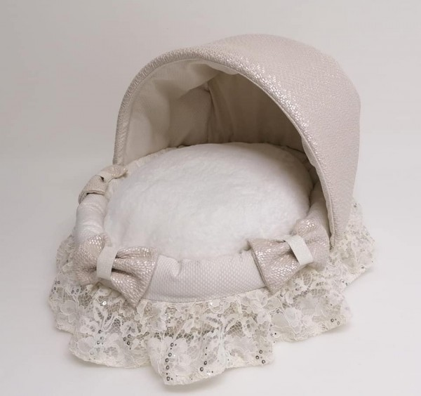 Eh Gia Panna Cradle in Creme