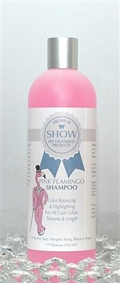 Pink Flamingo Shampoo