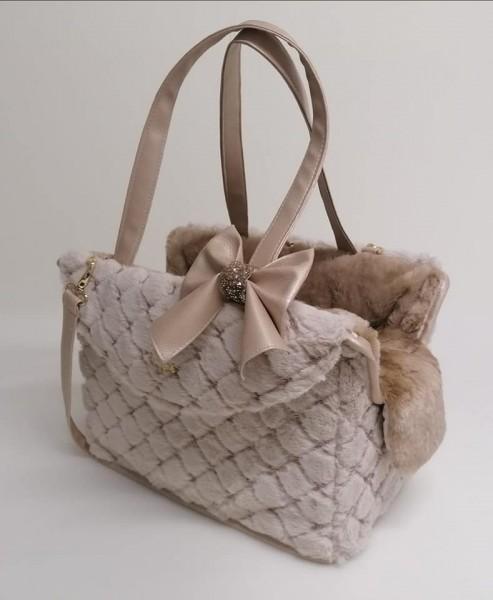 Eh Gia Passenger Bag - Panna