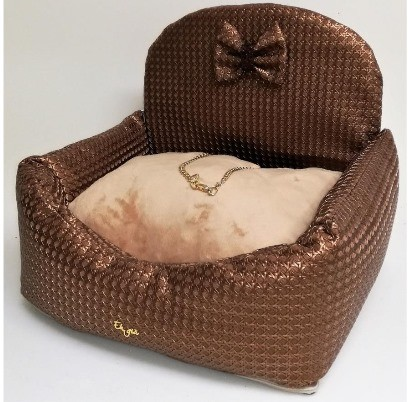 Eh Gia Car Bed in Bronce