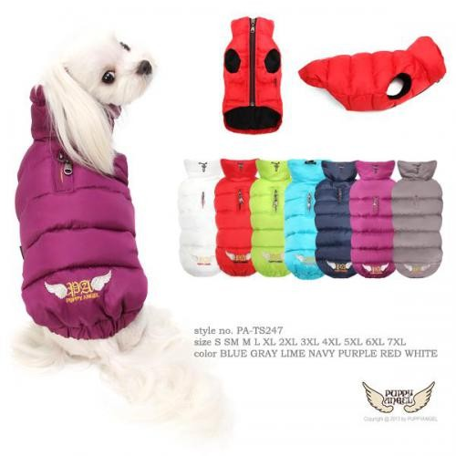 Urban Outdoor FDJ Padded Vest - Violett