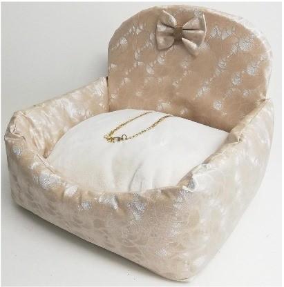 Eh Gia Care Bed - Madreperla Beige