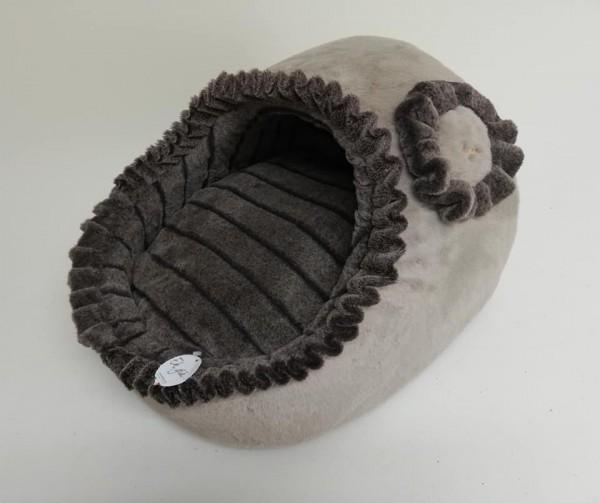 Eh Gia Kuschelbettchen ( Höhle ) verwandelbar - Braun