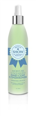 MOISTURE UNLEASHED Daily Coat Conditioner Spray - Strengthens & Protects