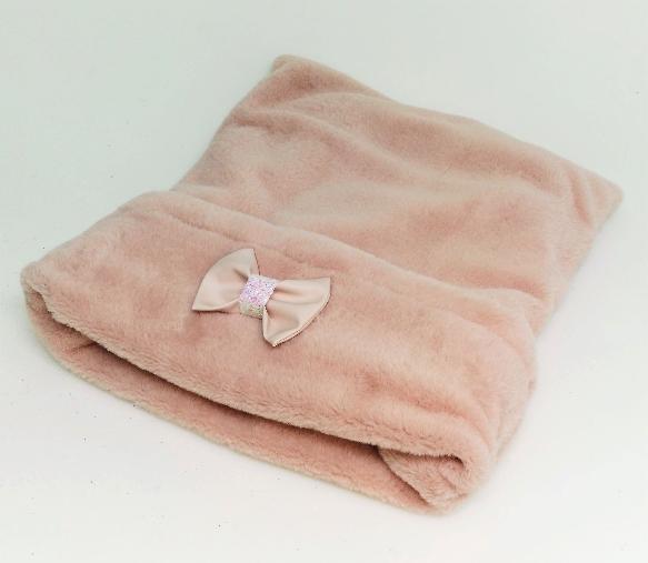 Eh Gia sleeping bag Pink