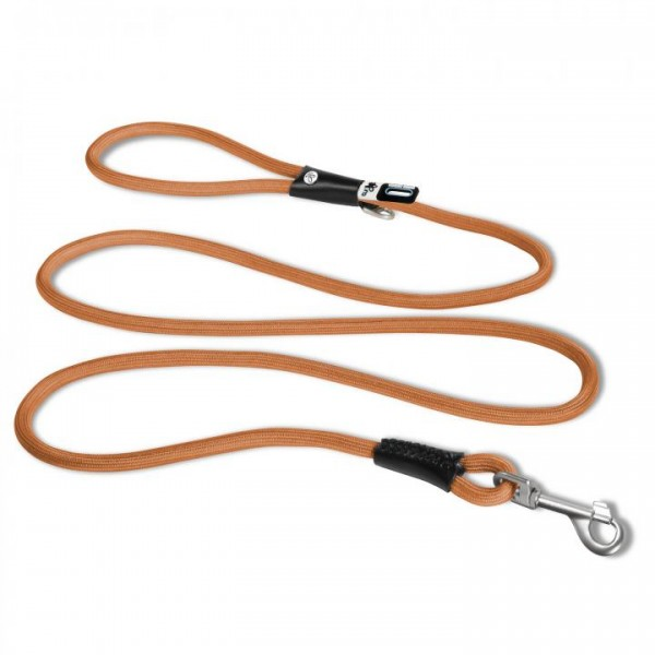 Stretch Comfort Leine - Orange