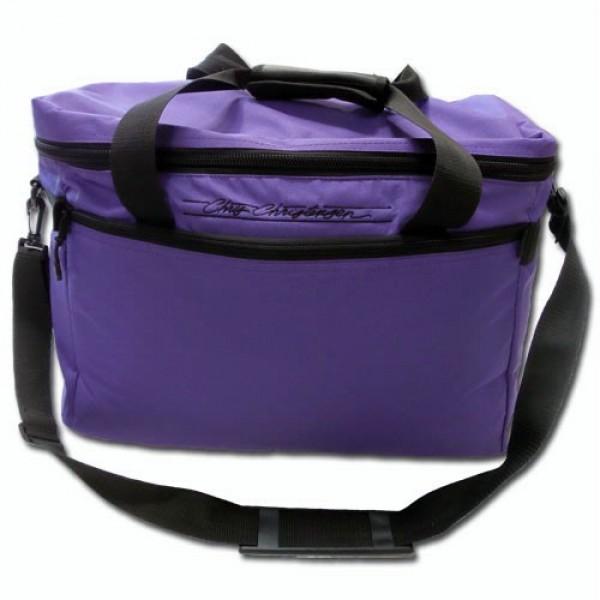 Chris Christensen Bags - Grooming Tasche - Purple
