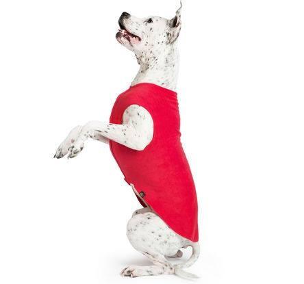 GoldPaw Stretch Fleece Pullover / Sonderfarben