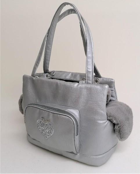 Eh Gia Glamorous Bag - CreepyGrey+Grey