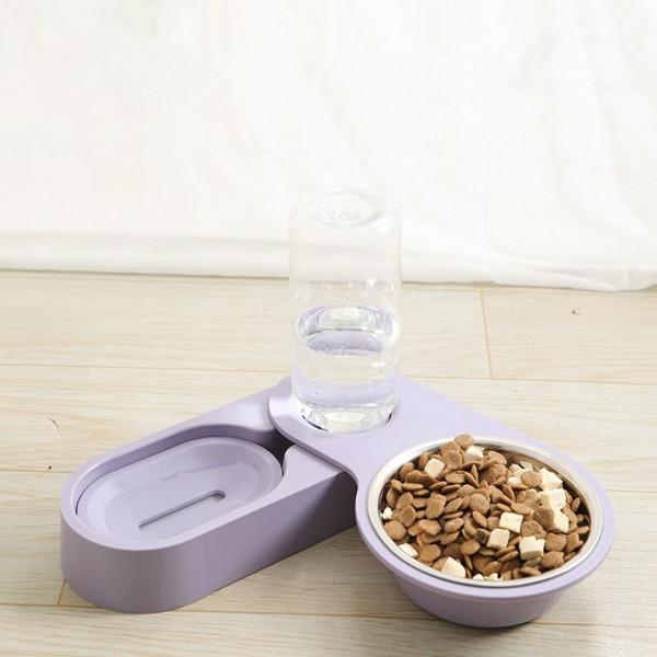 Wasserspender für Hunde und Katzen - Lavendel