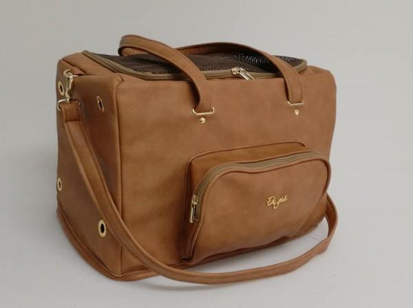 Eh Gia Passenger Bag - Braun