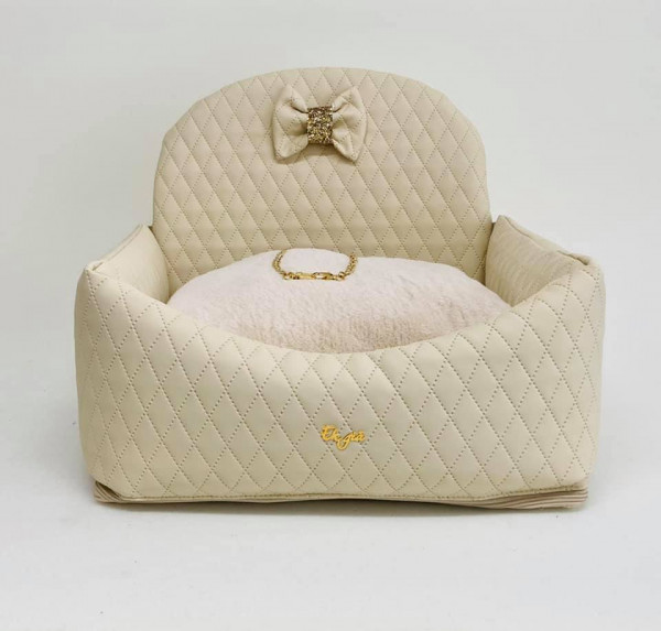 Eh Gia Car Bed Beige