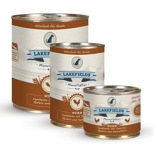 Lakefields® Komplettmenü Huhn - getreidefrei