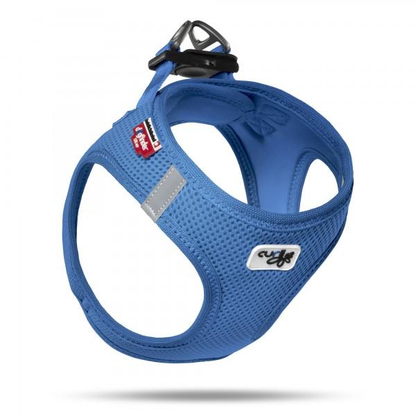 Curli Vest Geschirr Air - Mesh - Blue
