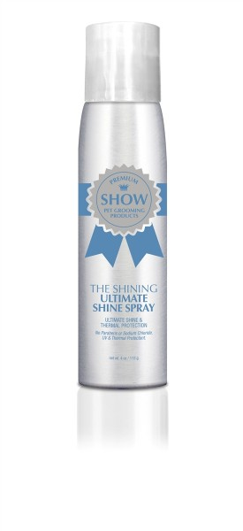 THE SHINING Ultimate Shine Spray ( 4 oz Aerosol )