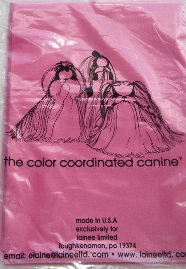 "Lainee Ltd. Wickelfolie / USA / Standard / Pink / 6"" x 9"""