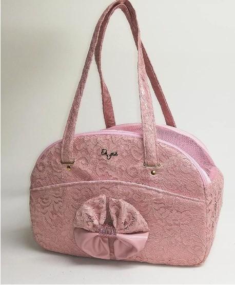 Eh Gia Traveller Bag - Antique Pink - ( Tasche und Autositz in einem )