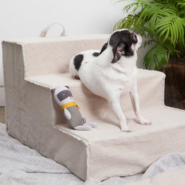 Linen Step Louisdog