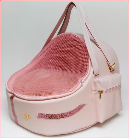 Pocket Car Igloo in Pink