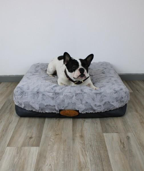 Orthopädisches Hundebett - Quadratisch