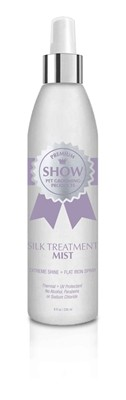 SILK TREATMENT MIST Extreme Shine + Flat Iron Spray