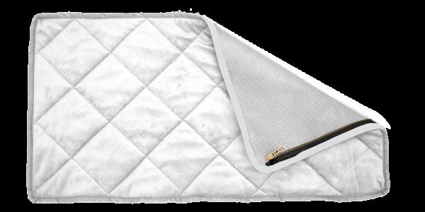 A MILLIONARS Decken Velvet Weiß