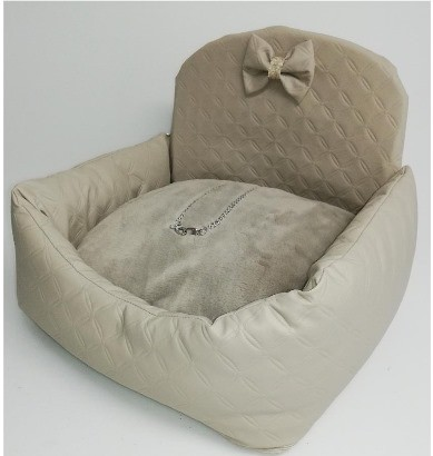 Eh Gia Car Bed - Diamond Beige