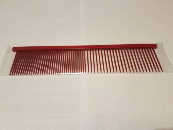 HPP Kamm - Rot - beschichtet