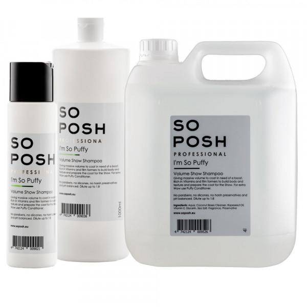 So Posh I'm So Puffy Shampoo